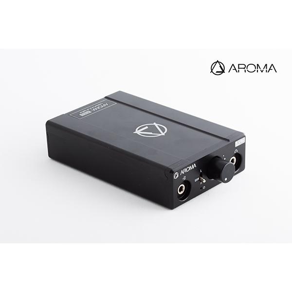 ポータブルヘッドフォンアンプ A10 製品画像