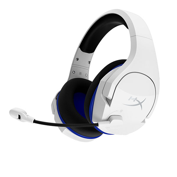 HyperX Cloud Stinger Core Wireless Gaming Headset White 【HHSS1C-KB-WT/G】