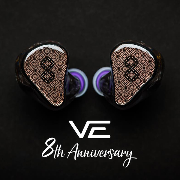 VE8 8th Anniversary Edition (Universal Fit)